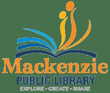 Mackenzie Public Library logo