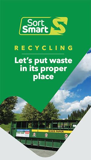RDFFG Recycling brochure