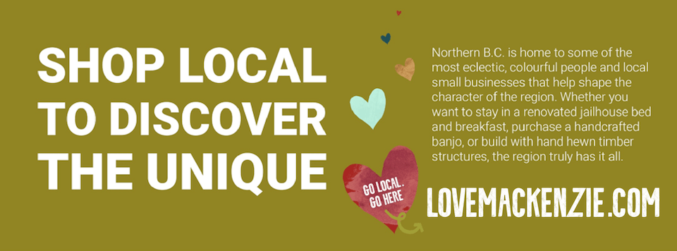 shop local to discover the unique