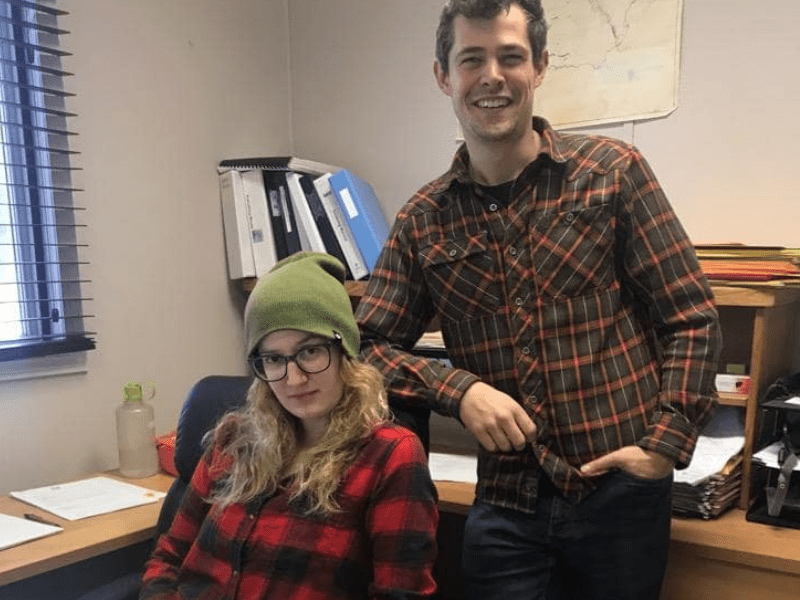 Conifex - Plaid Friday