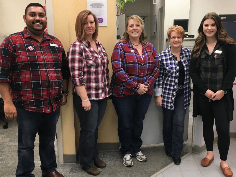 Scotiabank - Plaid Friday