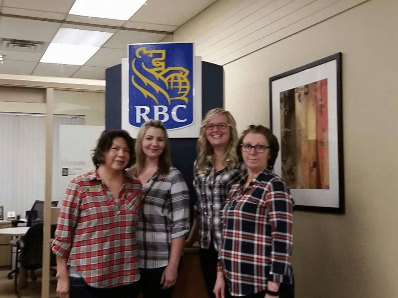 RBC - Plaid Friday