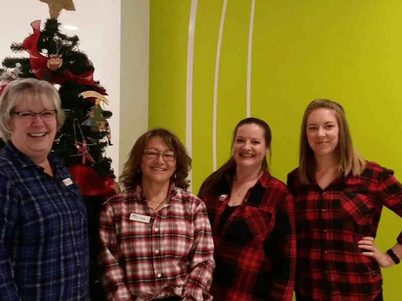 Rec Centre - Plaid Friday