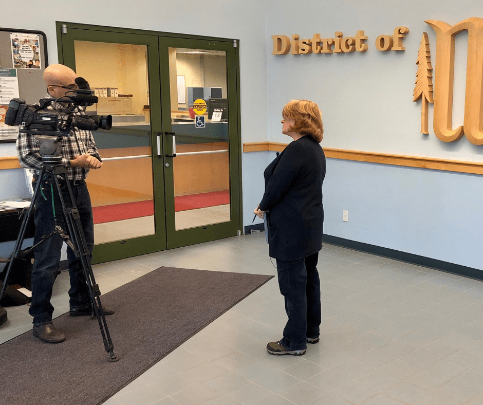 mayor interview