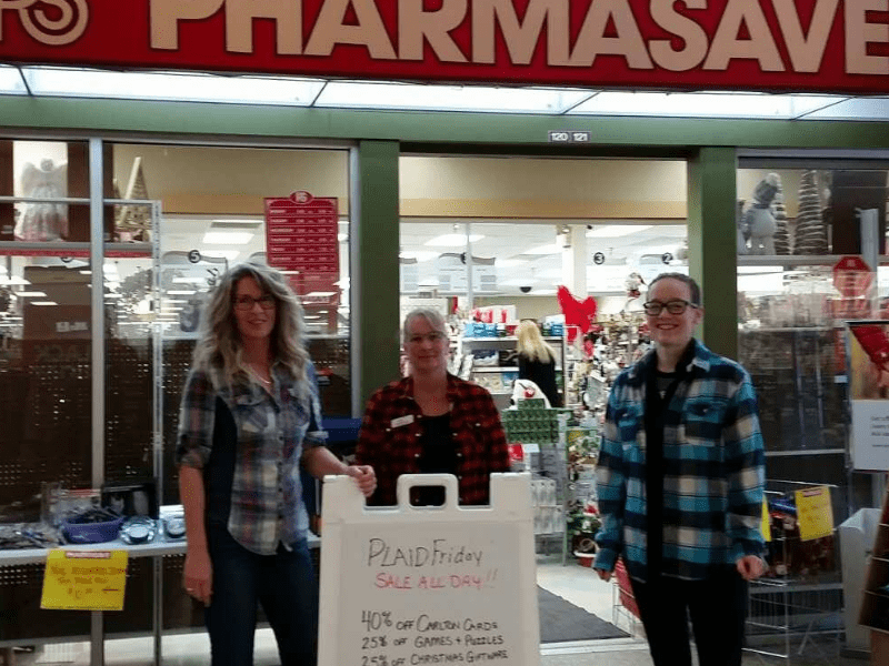 Pharmasave - Plaid Friday