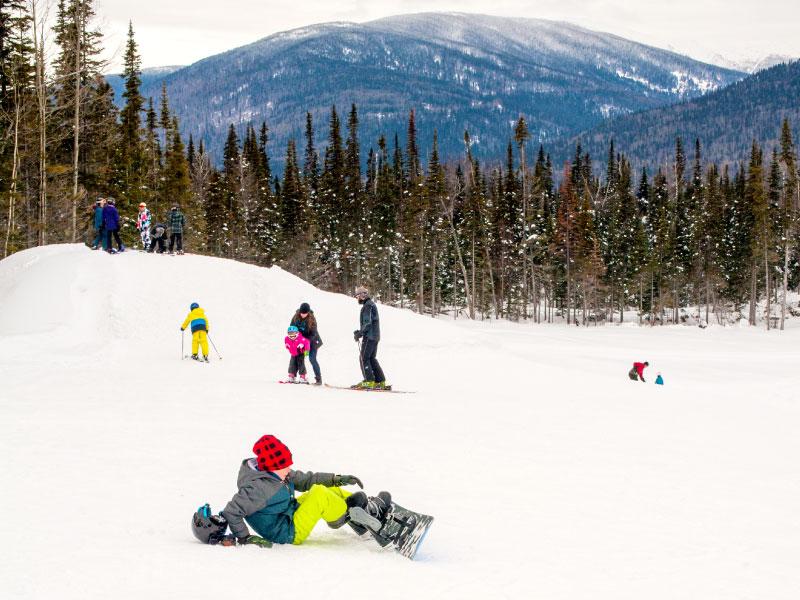 ski hill 2
