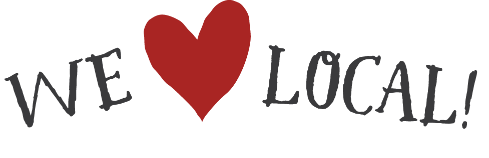 We Heart Local - Logo