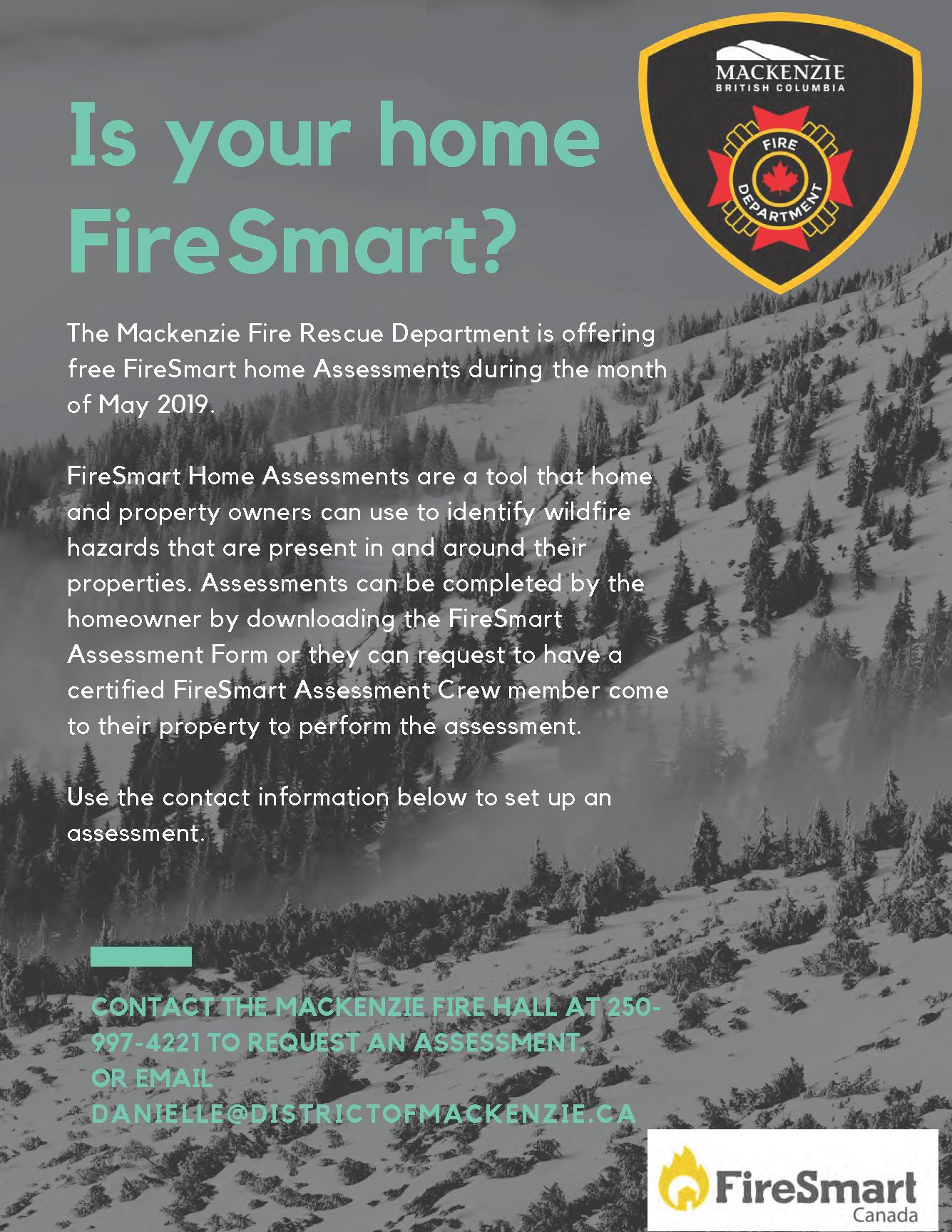 firesmart poster