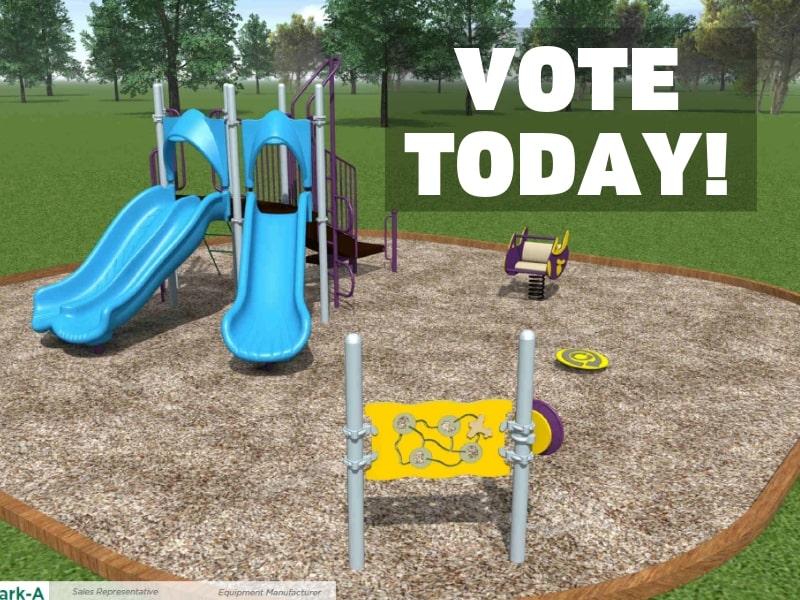Park Equipment Vote