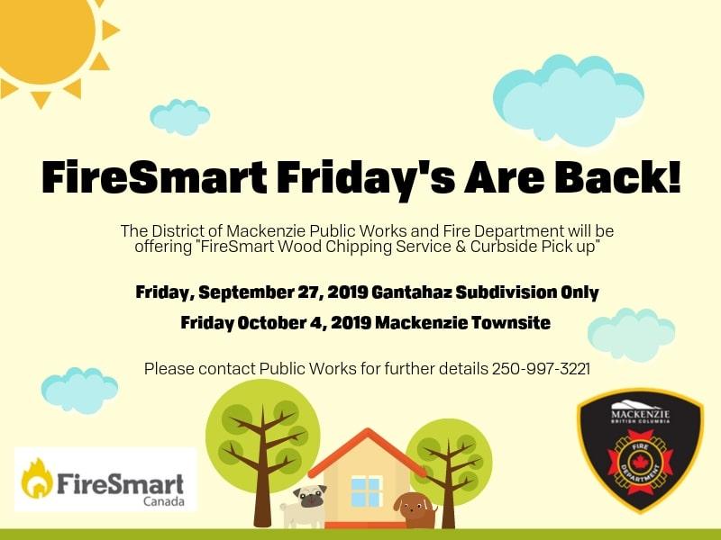 FireSmart Fridays