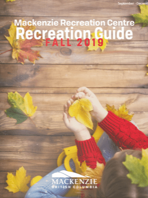 2019 Fall Rec Guide