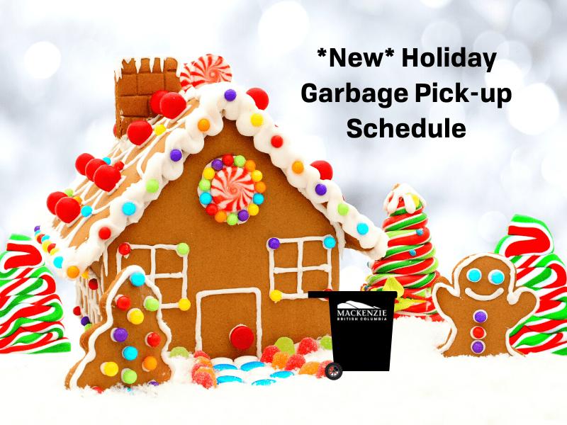 Holiday Garbage Pick-up 2019