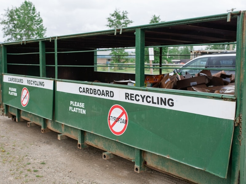 RDFFG Recycling Bins