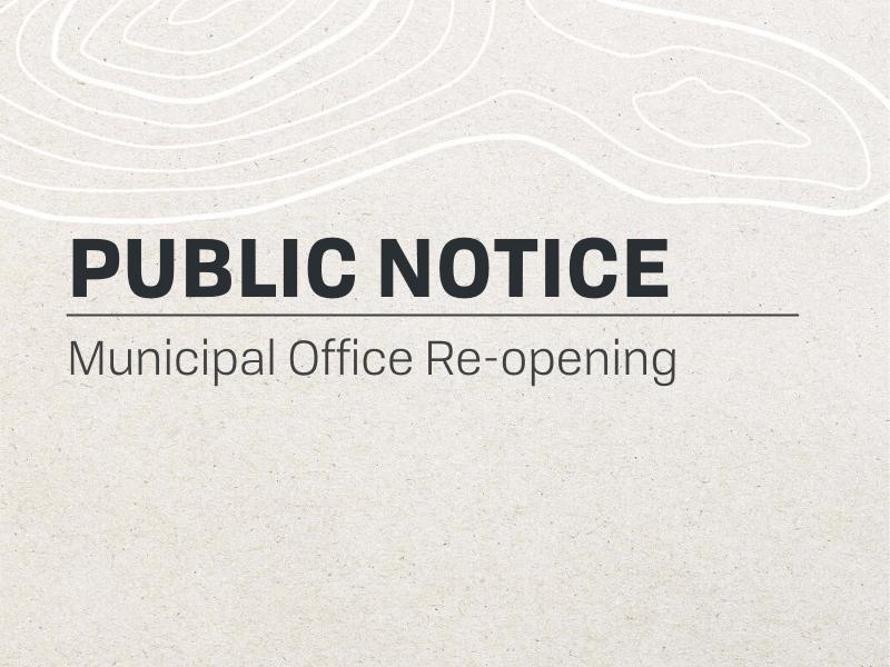 Public Notice text