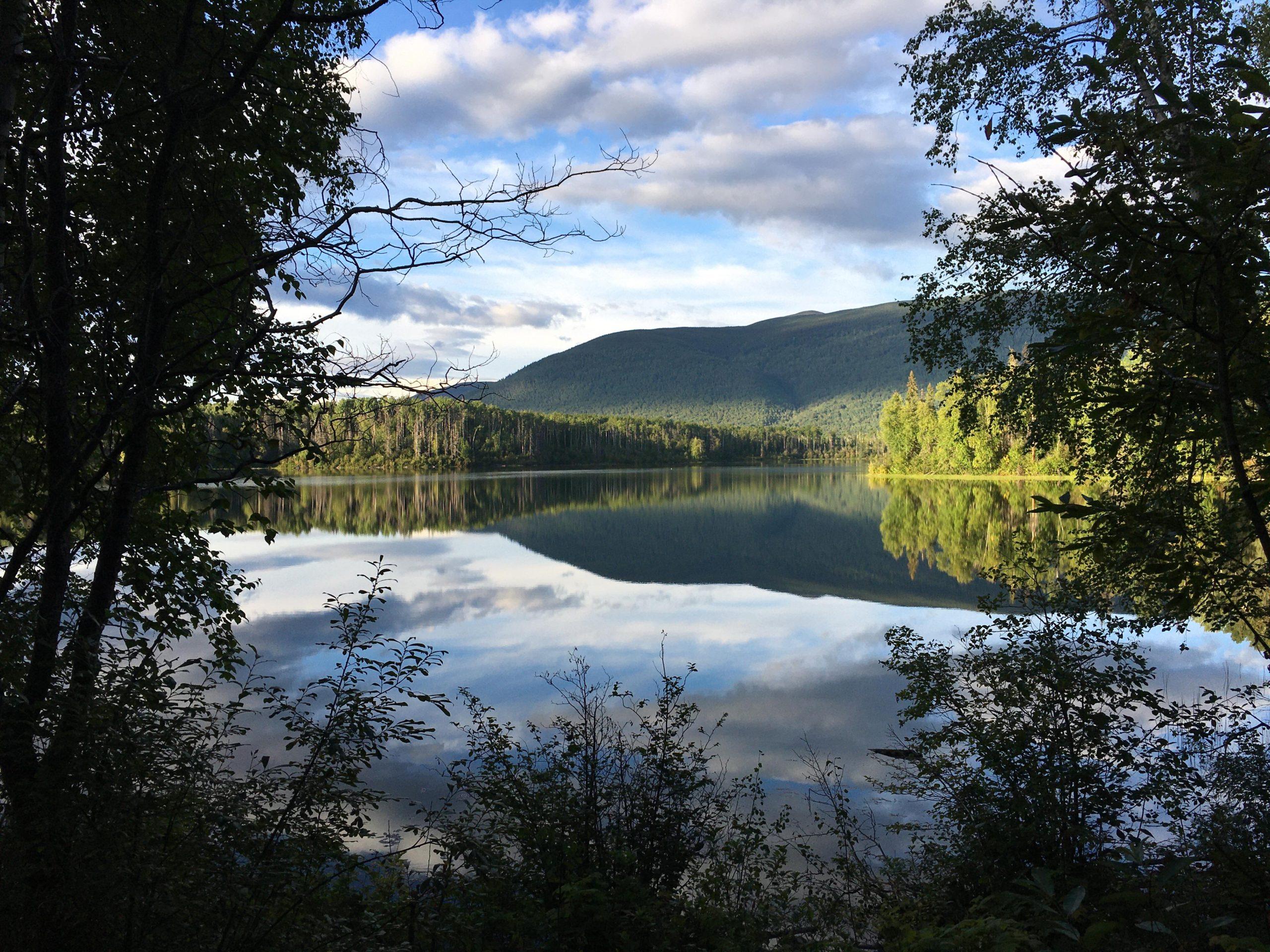 Gantahaz Lake 2020