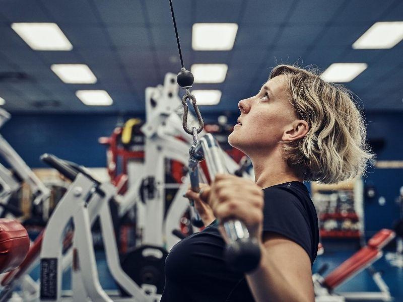 fitness centre - rec centre