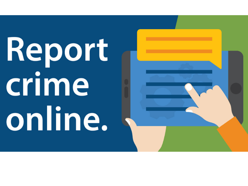 Online Crime Reporting