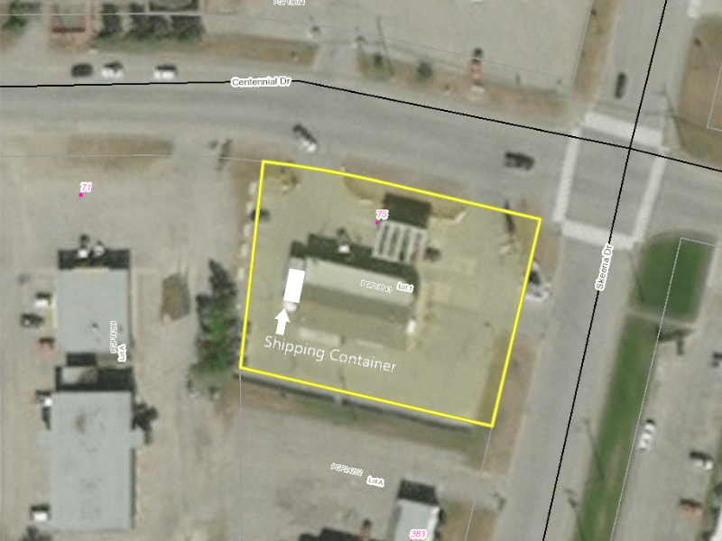 Land Use Change 1151 Mill Road