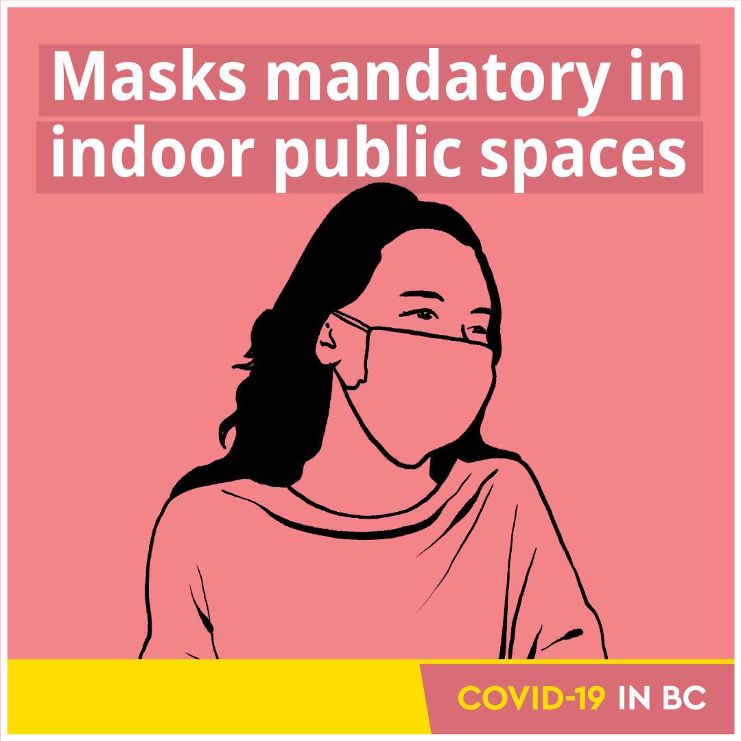 Mackenzie Masks Mandatory