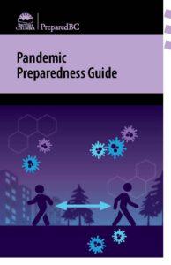 Preparedbc Pandemic Prep Guide