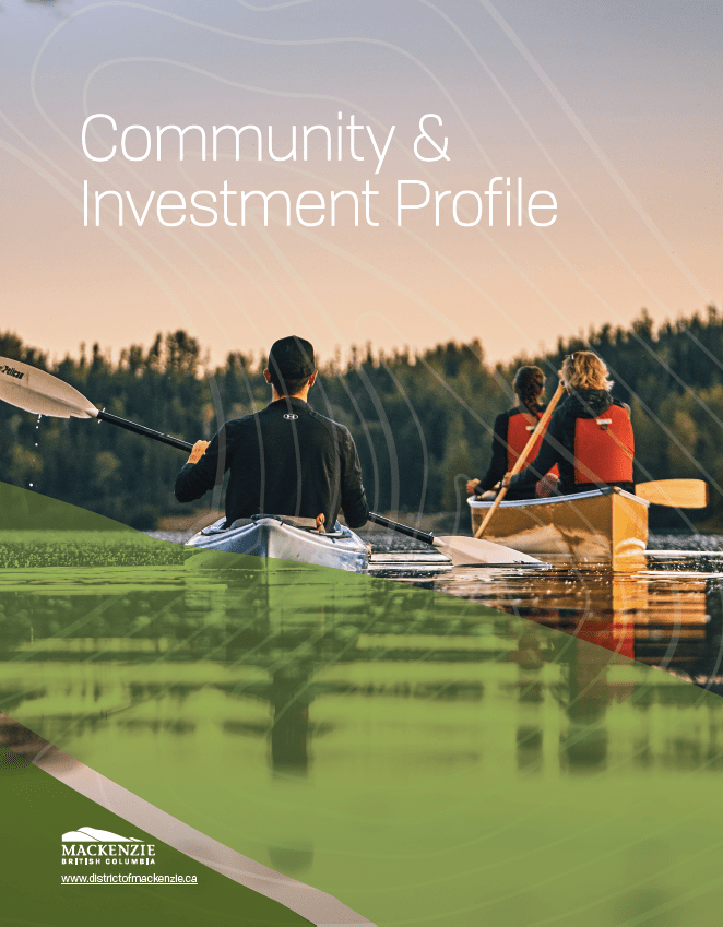 District Of Mackenzie Community & Investment Profile 2020