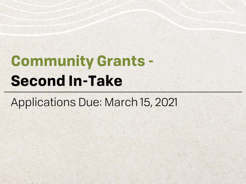 Mackenzie Community Grants