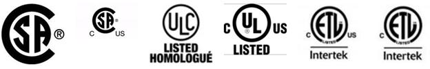 Canadian Certification Mark