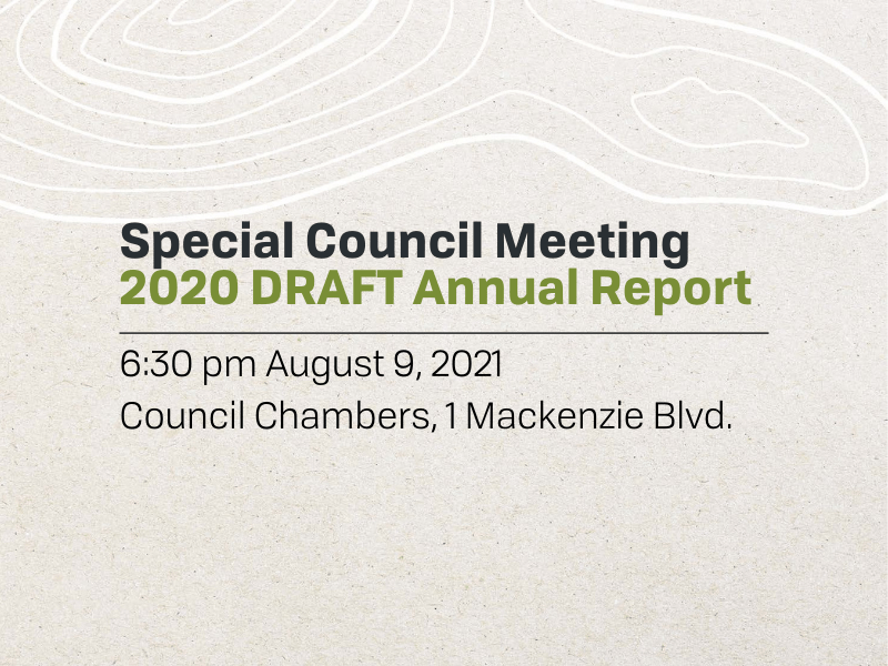2020 Annual Report Meeting