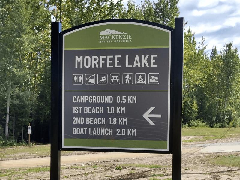 Morfee Lake