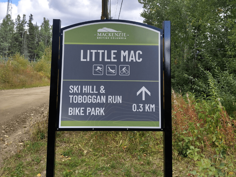 New Signs