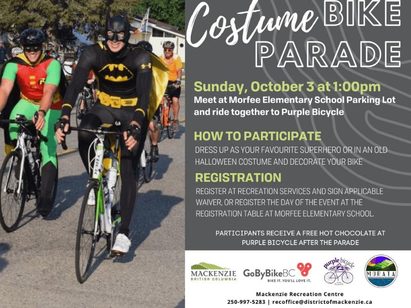 Costume Bike Parade