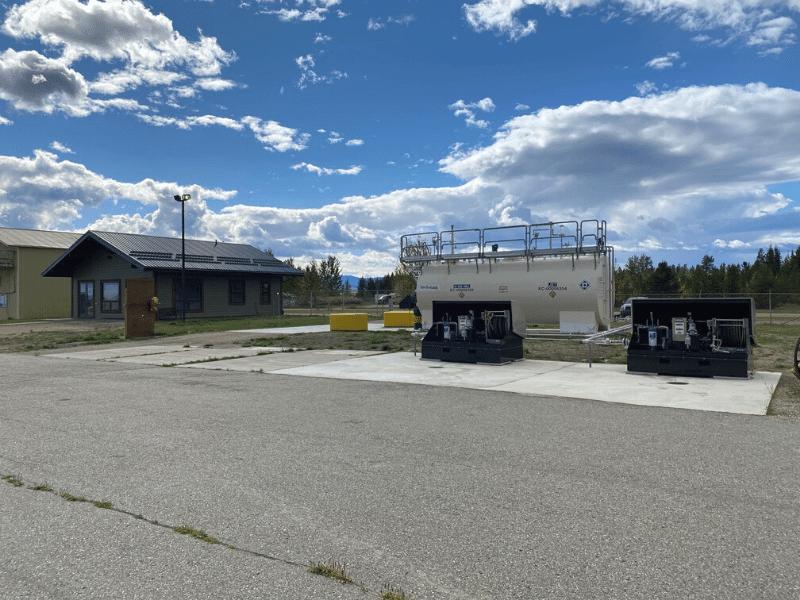 New Mackenzie Terminal
